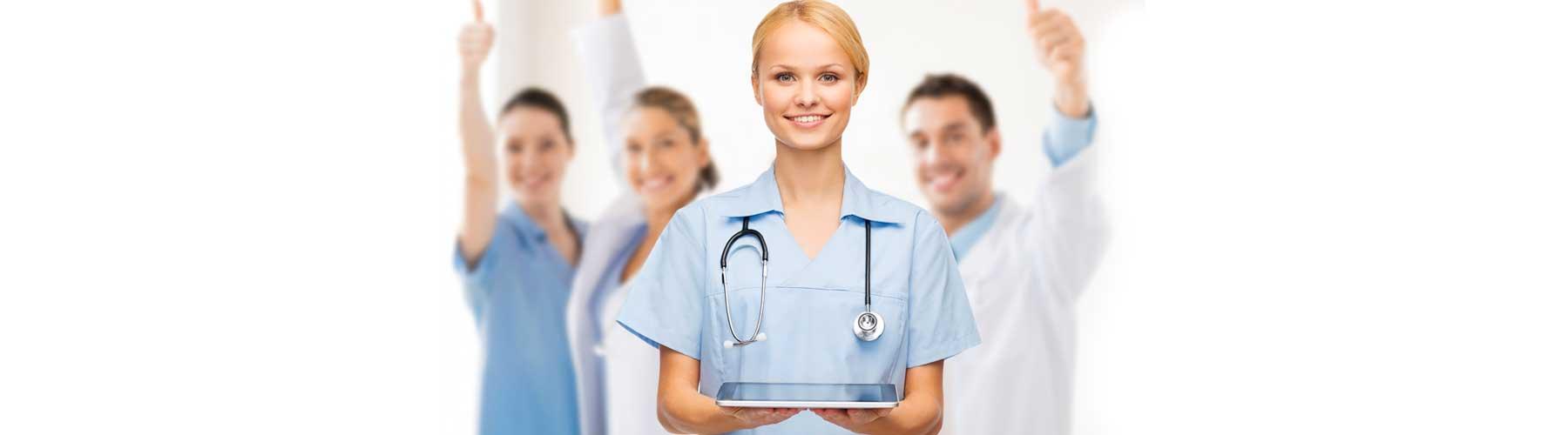 Másters online de enfermería