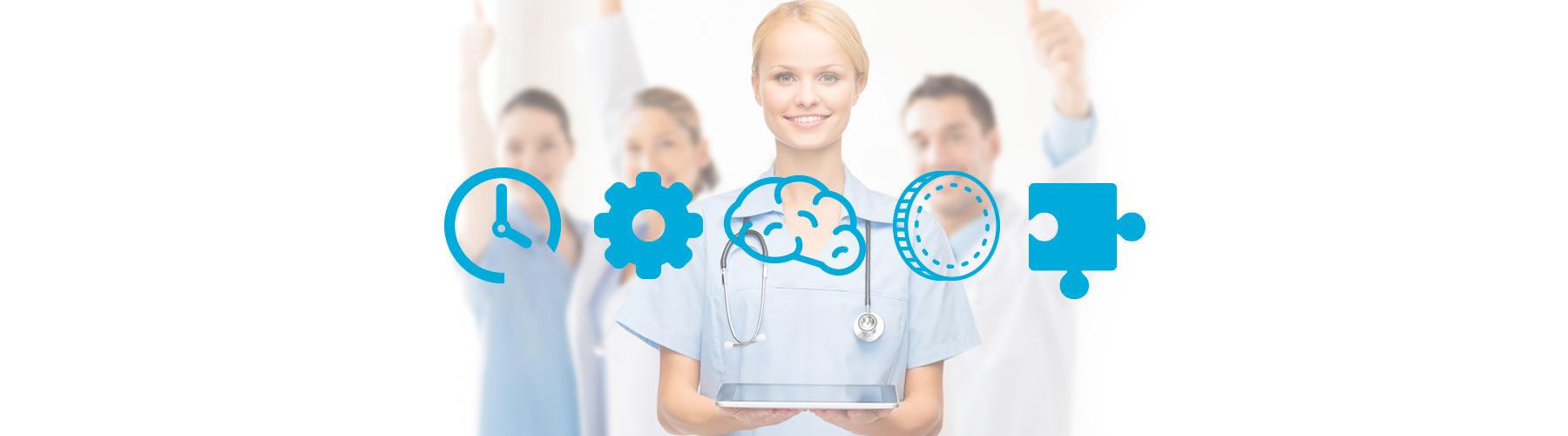 Ventajas de los másters online para profesionales sanitarios