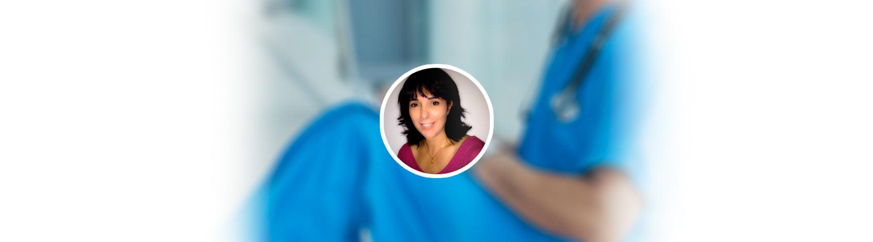 Conoce a Inma Zambade, especialista en Salud Digital