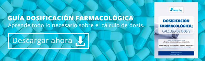 CTA guía dosificación farmacología