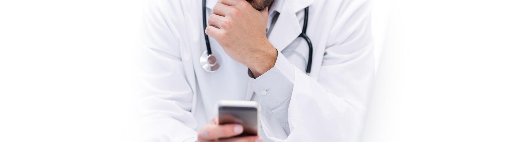 Recomendaciones aplicaciones móviles salud