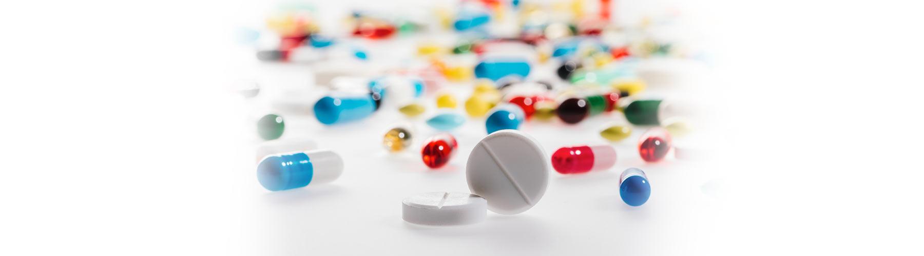 Tipos de productos sanitarios