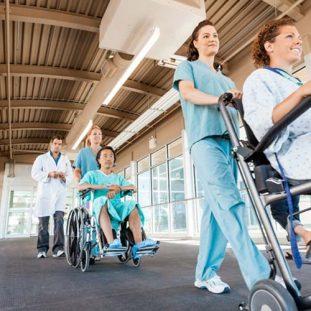 gestión de la seguridad del paciente