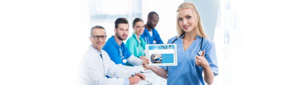 Diferencias entre un blog y una web sanitaria
