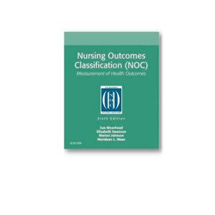 6º edición de la clasificación de resultados de enfermería NOC 2018