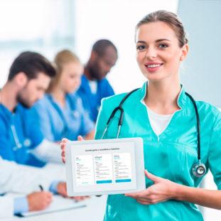 formación continuada para enfermeras