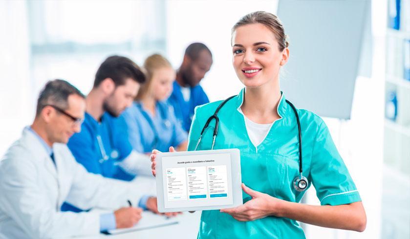 SalusOne Enfermería, el Netflix de la formación continuada para enfermeras