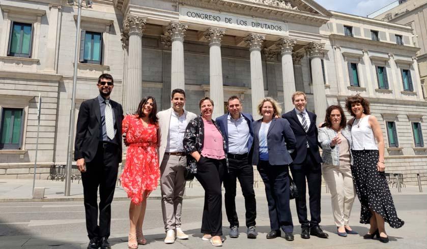 SalusOne, primer accésit de los premios a la innovación digital de la Fundación Signo