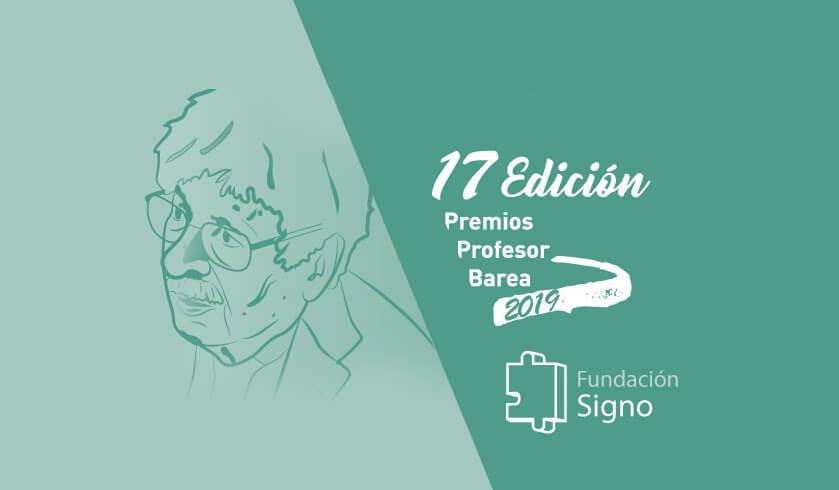 La App Enfermera SalusOne finalista de la 17ª edición de los Premios Profesor Barea de la Fundación Signo