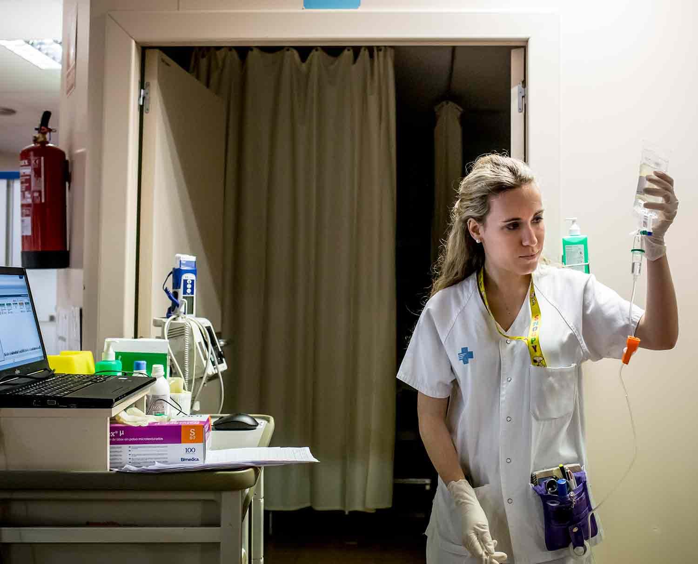 hacer un máster de enfermería