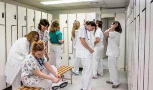 enfermeras líderes