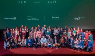 SalusOne finalista de los Premios Enfermería en Desarrollo