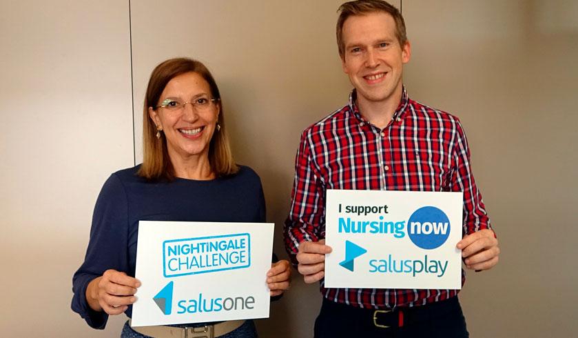 Creación del Programa SalusOne de Liderazgo en Enfermería incluido en el Reto Nightingale de la campaña Nursing Now