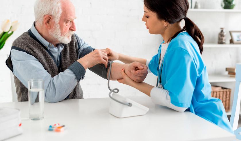Uso de nitroglicerina por parte de las enfermeras en el control de la hipertensión arterial