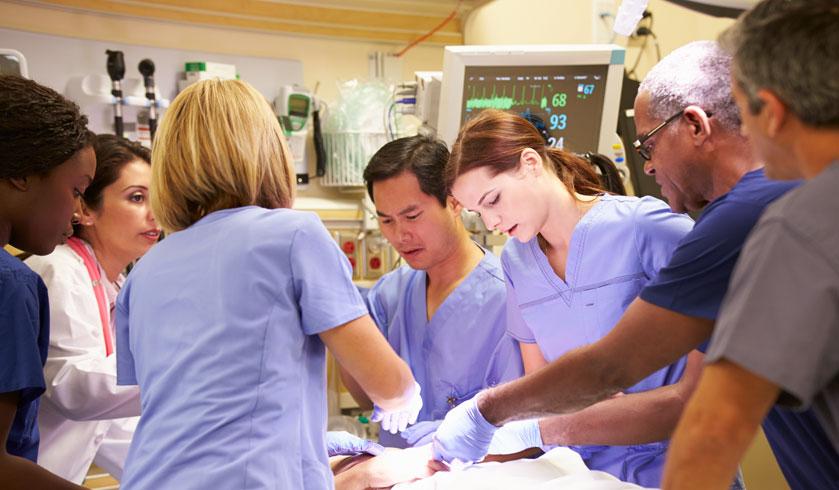 Cuidados de enfermería en la toracocentesis