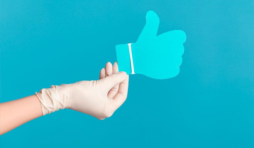 Encontrar evidencia científica en redes sociales