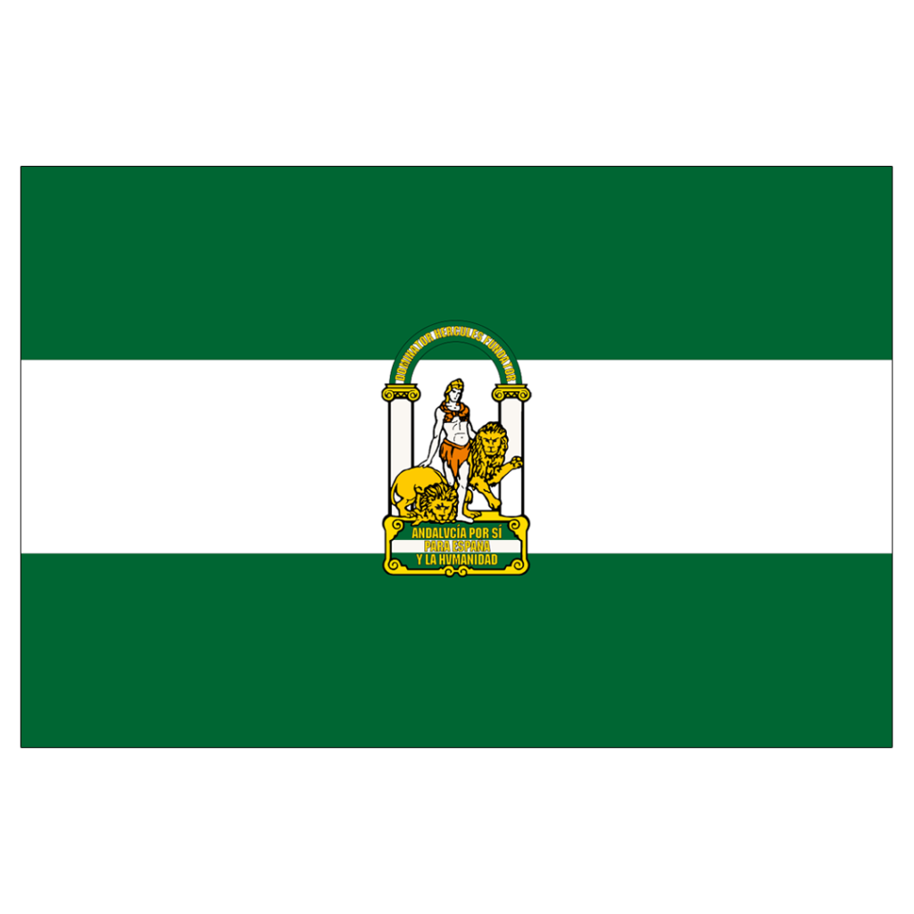 bandera andalucia